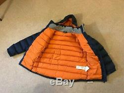 Mountain Equipment NEW Men's LIGHTLINE Down jacket NAVY Size Medium