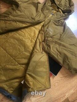 NEWARCTERYX Men Atom LT Hoody Hoodie JacketXLARGE (XL)YUKON Gold Yellow Brown