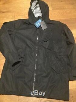 NEW Barbour Mens International Acoustic Waterproof/Breathable Jacket Black £199