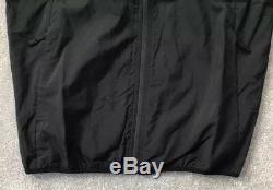 NEW Mens Nike Air Jordan Wings Black Windbreaker Hoodie Jacket MJ 23 Top Casual
