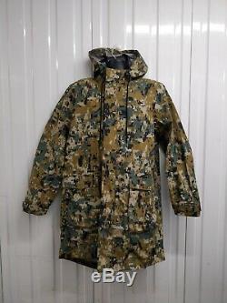 NEW Mens Nike Lab Digital Camo Parka Jacket UK Size Extra Large Camouflage XL