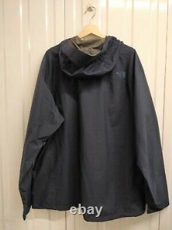 NEW Mens The North Face Goretex UK Size XXL Blue Waterproof Jacket
