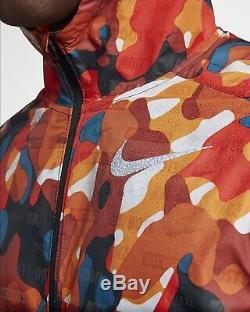 NEW Nike Shield Ghost Flash Repel Running Jacket Size Medium