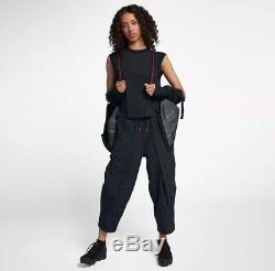 NIKE NIKELAB ACG GORE-TEX DEPLOY JACKET WOMEN'S sz SMALL S BLACK AJ0954 010 NWT