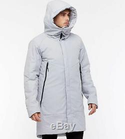 NIKE SPORTSWEAR TECH AEROLOFT 3-IN-1 Men's Jacket 863730-012 Medium