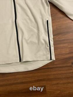 NIKE USA Basketball Therma Flex Showtime Hoodie Jacket sz L Large White USA $130