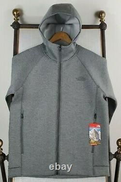 NWT $179 THE NORTH FACE Large Mens Hard Faced Stretch Upholder Hooded Jacket New