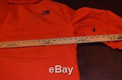 NWT MSRP $380 THE NORTH FACE MENS JACKET GORE TEX ACTION SPORTS RED Large