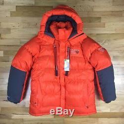 NWT Mountain Hardwear Absolute Zero Large Goose Down Jacket Parka MSRP $800 New