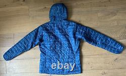 NWT Patagonia Mens Nano Puff Hoody Zip Jacket Large Big Sur Blue $249