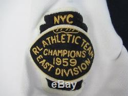 NWT Ralph Lauren Mens LS Fleece Baseball Letterman Football Jacket Sz L NEW $268