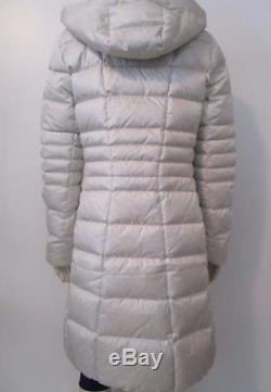 NWT THE NORTH FACE Women's Metropolis Parka II Down Jacket Vaporus Grey Size XL