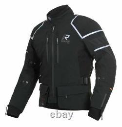 New 2020 Rukka Kallavesi Goretex Breathable Waterproof Textile Motorcycle Jacket