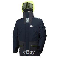 New $350 Mens Helly Hansen Skagen 2 Sailing Jacket