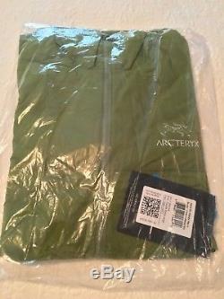 New Arc'Teryx Atom SL Insulated Hoodie Jacket Gator Men's XXL 2XL Arcteryx Hoody