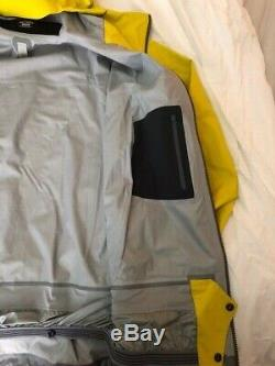 New Arc'teryx Sabre Gore-Tex RECCO Jacket Men's COLOR LICHEN XL MSRP $625