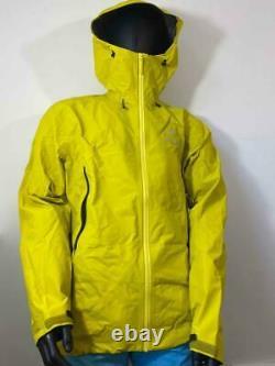 New Arcteryx Beta SL Hybrid Gore-Tex Shell Ski Jacket Lichen XL Waterproof 18972