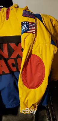 New Cl-95 Linx Beach Mk1 S Snow Beach Polo R Lauren Hip Hop Wutang Size M
