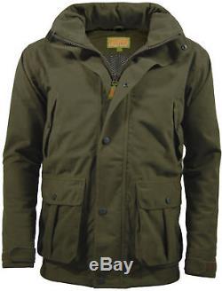 New Game Stealth Field Waterproof Hunting Jacket Breathable Silent Shooting Coat
