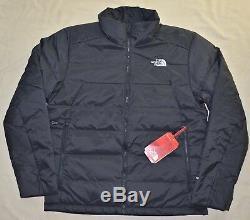New Medium M Mens THE NORTH FACE GateBreak 2 puffer down SKI jacket coat Black