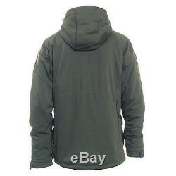 New Mens Deerhunter Muflon Waterproof Hunting Jacket Windproof Shooting Coat