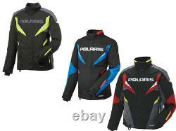 New OEM Polaris Men's Northstar Jacket with Waterproof Breathable Membrane