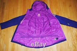 New THE NORTH FACE Fuseform Brigandine 2L Insulated Jacket Women's Size Medium