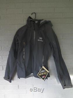 New Tags Arc'teryx Beta Ar Proshell Gore-tex Jacket Black Size Small