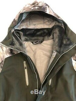 New Under Armour Emergent Womens Ski/Snowboarding Jacket Size Small 1315990 $250