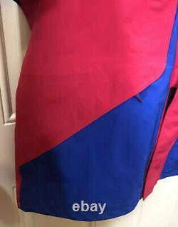 Nike ACG Gore-Tex Jacket Blue Rush Pink BQ3445-666 Men's XL ($500) NWT