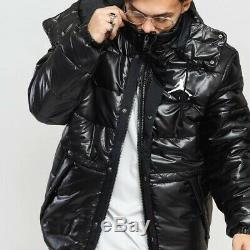 Nike Air Jordan Jumpman Puffer Mens Hoodie Jacket Coat Brand New With Tags Large