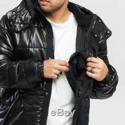 Nike Air Jordan Jumpman Puffer Mens Hoodie Jacket Coat Brand New With Tags XL