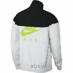 Nike Air Jordan Men's Size XL Windbreaker Jacket Tinker Hatfield Legacy Vintage