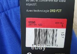 Nike Duke Basketball Hyperelite Suit Jacket + Pants Blue Rare New (size Large)