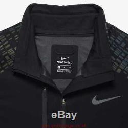 Nike Hypershield Flash 3M Women's Running Reflective Jacket RRP £290 Hi Viz