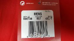 Nike Jordan Dri-fit Basketball Suit Jacket + Pants Red White New (size 4xlt 4xl)