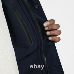 Nike NikeLab Essential Parka Men's Obsidian Blue 890300 451 S, M, L, XL