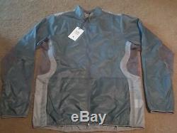 Nike NikeLab x Undercover Gyakusou Packable Jacket Flat Pewter Grey 1 AH1156 062