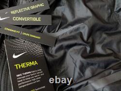 Nike Sphere Transform Packable Running Division Top Jacket 933410-010 Medium