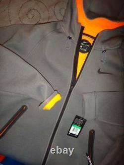 Nike Therma Sphere Max Dri-fit Jacket Hoodie Size M Men Nwt $185.00