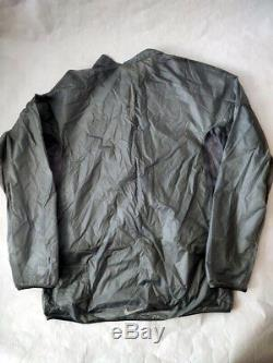 Nike X Gyakusou Undercover Nikelab Jacket Mens Packable Running 910802-060 Large