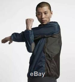 Nike X Undercover Gyakusou Men's Packable Jacket Navy New Ah1156 402 L