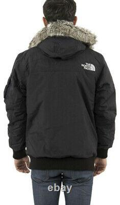 North Face Mens Gotham Jacket, Waterproof Windproof Breathable Size XS BRAND NEW