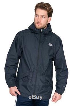 North Face Waterproof Jacket Black