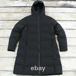 PATAGONIA JACKSON GLACIER Women's Hooded Goose Down Puffer Canada Jacket Coat