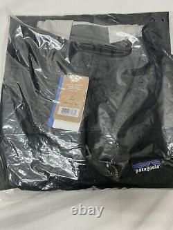 PATAGONIA MENS Torrentshell JACKET BLACK SIZE Medium NWT 83802