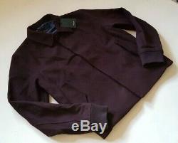 PAUL SMITH HARRINGTON JACKET COAT Burgundy Size M (40) New With Tag RRP £230
