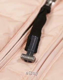 Parajumpers Skimaster Jacket Size S UK 10 Brand New £699 Powder Pink