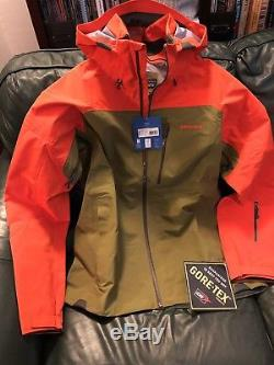 catch new arrival recognized brands Patagonia Primo Jacket High Quality Gore-tex Pro Shell Mens Medium ...