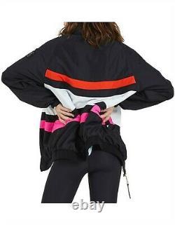 Pe Nation Easy Run Jacket Multi Reversible Medium Rrp £275.00